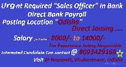 Odisha Banking