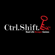 CtrlShiftEsc  Real Life Escape Games