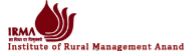 Institute of Rural Management  Anand of Rural Management  Anand
