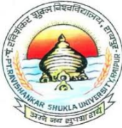 Guest Faculty Jobs in Raipur - Pt Ravishankar Shukla University