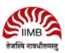 Senior Manager Jobs in Bangalore - IIM Bangalore