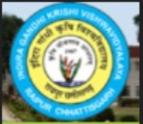Indira Gandhi Krishi Vishwavidyalaya