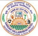 SRF Biotechnology Jobs in Meerut - Sardar Vallabhbhai Patel University of Agriculture & Technology