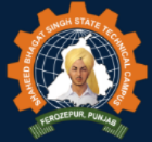 Assistant Professor /Lecturer Jobs in Amritsar - Shaheed Bhagat Singh State Technical Campus