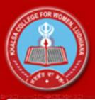 Assistant Professors Computer Science Jobs in Ludhiana - Khalsa College for Women Ludhiana