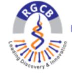 Project Assistant Bioinformatics Jobs in Thiruvananthapuram - RGCB