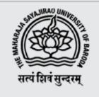 Project Assistant Physical Jobs in Vadodara - Maharaja Sayajirao University of Baroda