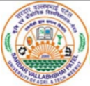 Physical Instructors Jobs in Meerut - Sardar Vallabhbhai Patel University of Agriculture & Technology