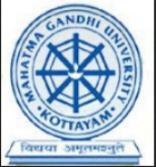 Field Assistant Jobs in Kottayam - Mahatma Gandhi University