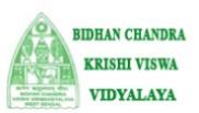Bidhan Chandra Krishi Viswavidyalaya