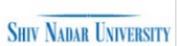 Scientific Officer Jobs in Noida - Shiv Nadar University