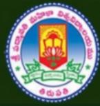 Assistant Professor Education Jobs in Tirupati - Sri Padmavati Mahila Visvavidyalayam