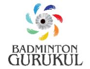 Admin Jobs in Mumbai,Navi Mumbai - Badminton Gurukul