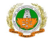 SRF Environmental Science Jobs in Coimbatore - Tamil Nadu Agricultural University