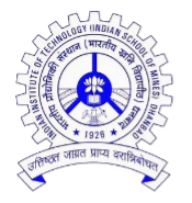 Project Fellow/Senior Research Fellow Jobs in Dhanbad - Indian Institute of Technology Indian School of Mines Dhanbad-826004