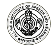 Speech & Hearing Technician/Audiologist Jobs in Mysore - All India Institute of Speech and Hearing