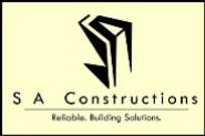 S A Constructions