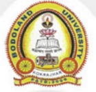 Assistant Professor Zoology Jobs in Guwahati - Bodoland University