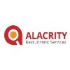 Process Associate Jobs in Guntur,Kakinada,Rajahmundry - Alacrity Recruitment Service