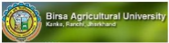 Project Associate Agriculture allied Science / Field Assistant Jobs in Ranchi - Birsa Agricultural University