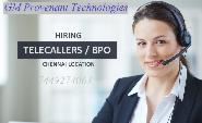 Telecaller Jobs in Chennai - GMP Technologies
