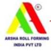 Mechanical Fitter Jobs in Coimbatore - Arsha Roll Forming India Pvt Ltd