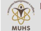 Tutor / Demonstrator/Assistant Professor Jobs in Nasik - Maharashtra University of Health Sciences