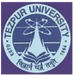 JRF Chemical Sciences Jobs in Guwahati - Tezpur University