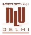 Social Work Fellows Jobs in Delhi - National Law University