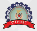 JRF Fish Processing Technology Jobs in Ludhiana - CIPHET