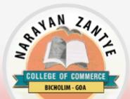 Assistant Professor English Jobs in Panaji - Narayan Zantye College of Commerce