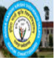 Field Assistant/ SRF Jobs in Raipur - Indira Gandhi Krishi Vishwavidyalaya