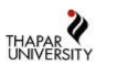 JRF Science Jobs in Patiala - Thapar University