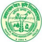 Research Associate/ Research Fellow Agricultural Economics Jobs in Jabalpur - JNKVV