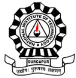 JRF Chemistry Jobs in Durgapur - NIT Durgapur