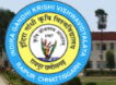 Part-Time Teacher Jobs in Raipur - Indira Gandhi Krishi Vishwavidyalaya