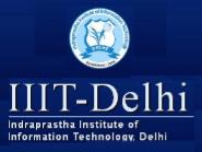 Research Associate Computer Science Jobs in Delhi - IIIT Delhi