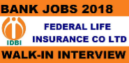 TEAM LEADER Jobs in Delhi,Ahmedabad,Faridabad - IDBI FEDERAL LIFE INSURANCE