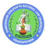 Assistant Professors Law Jobs in Visakhapatnam - Damodaram Sanjivayya National Law University