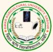 JRF Plant Breeding and Genetics Jobs in Bhagalpur - Bihar Agricultural University