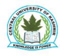 Skill Instructors Senior/Junior Jobs in Srinagar - Central University of Kashmir