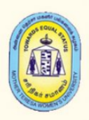 Project Assistant Jobs in Ooty - Mother Teresa Womens University