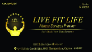 Fitness Trainer Jobs in Chennai - Live Fit Life