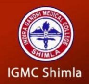 SR. Resident Jobs in Shimla - Indira Gandhi Medical College