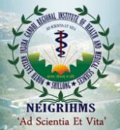 Senior Resident Doctors Hospital Administration Jobs in Shillong - NEIGRIHMS