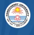 Project Fellow Physics Jobs in Pondicherry - Pondicherry University