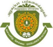 Project Fellow Oceanography Jobs in Chennai - Alagappa University