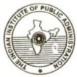 Research Associate/ Research Assistant /Data Entry Operator Jobs in Delhi - Indian Institute of Public Administration