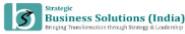 program coordinator Jobs in Pune - Strategic Business Solutions India