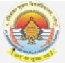 Assistant Professor Education Jobs in Raipur - Pt. Ravishankar Shukla University